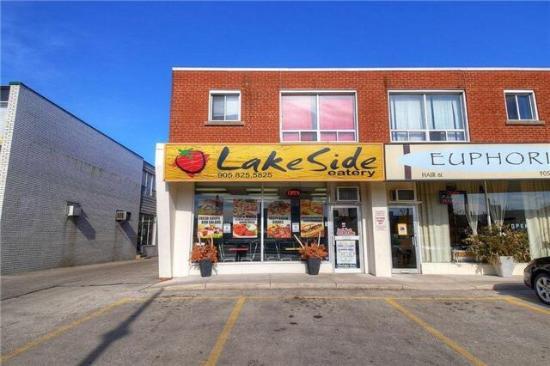 Oakville, Kanada: Lakeside Eatery