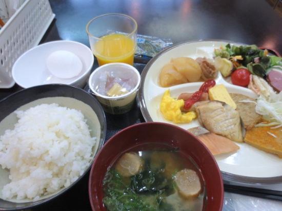 Restaurant Akaji Shokudo: 朝食バイキング