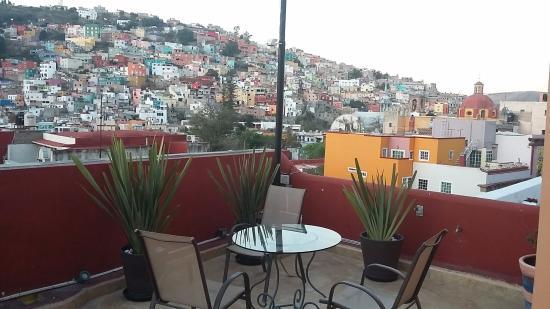 Hotel Real Guanajuato-billede