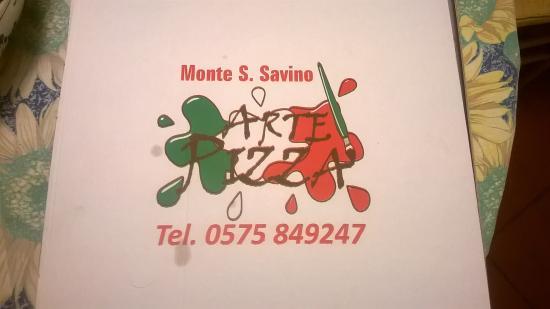 Monte San Savino, Italia: pudełko