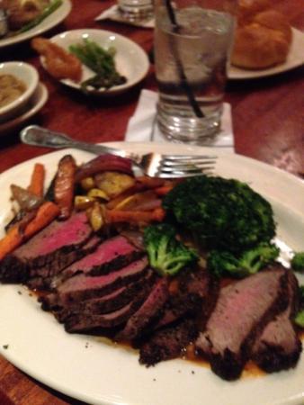 Fremont, CA: Delicious Tri-Tip & Veggies