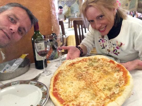Da Canio 3: Super pizza 4 quesos