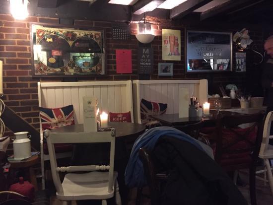 Shoreham High Street Restaurants