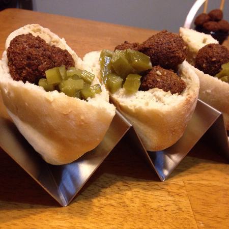 Marietta, OH: best falafel in america!
