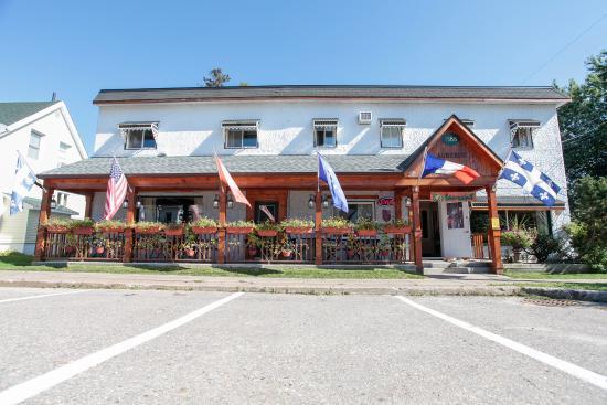 Nominingue, Canadá: Auberge 7 chambres et Restaurant