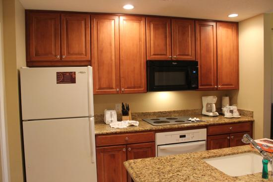 St Augustine Section 2 Bedroom Villa Kitchen Picture Of Sheraton Vistana Villages