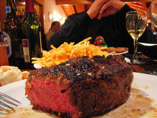 Best steak in the world picture of the argentine for Argentinean cuisine