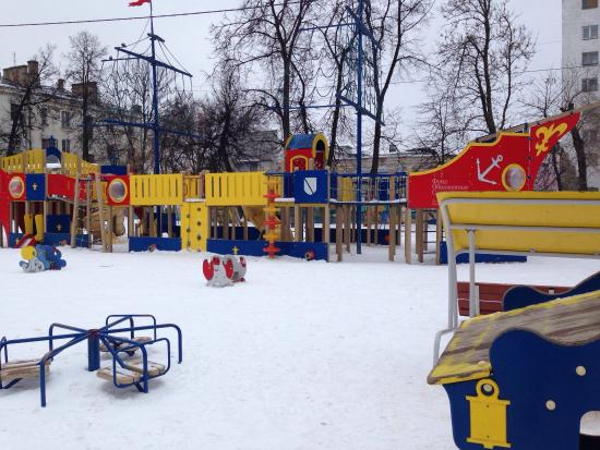 ‪Ivanovo City Children's Park‬
