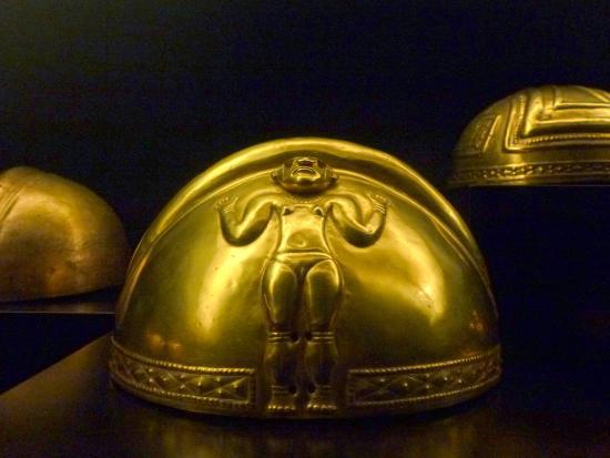 Museum of the Americas (Museo de America): Культура Mochica 100гг до нэ - 700 после нэ
