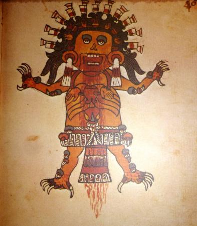 Museum of the Americas (Museo de America): Ацтеки