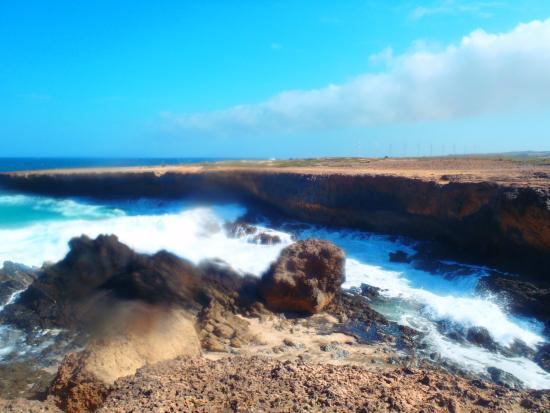 Costa sud-orientale, Aruba: Arikok