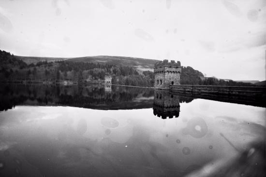 Peak District National Park, UK: Hipsta Dam
