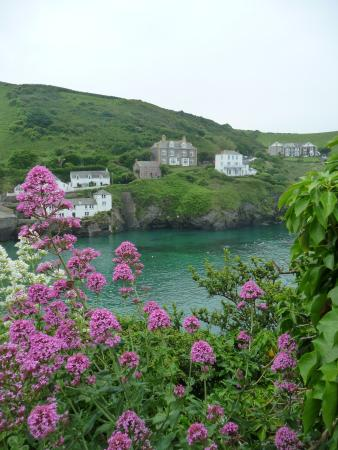 Redruth, UK: Port Isaac with Doc. Martin's house