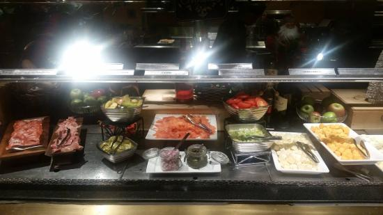 excelent bar of cold cuts picture of cravings buffet las vegas rh tripadvisor co za