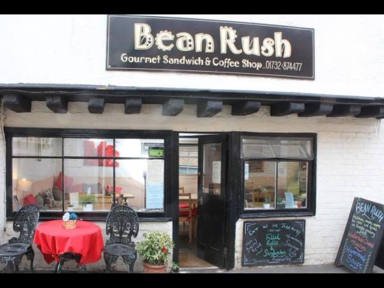 West Malling, UK: Bean Rush
