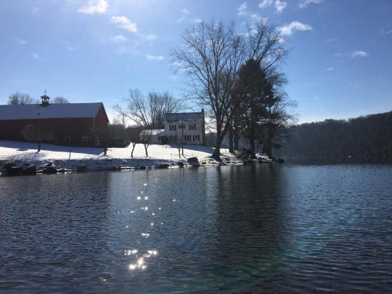 New Milford, CT: lovers leap
