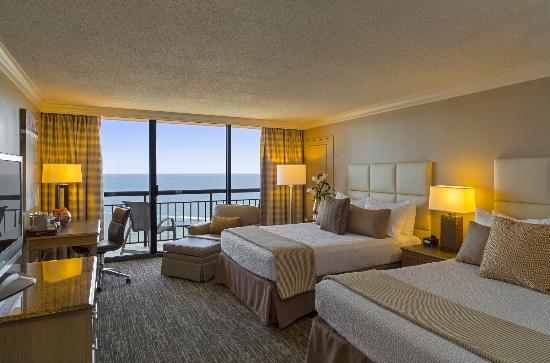 The San Luis Resort: VIP Queen