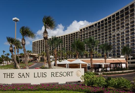 The San Luis Resort: Exterior