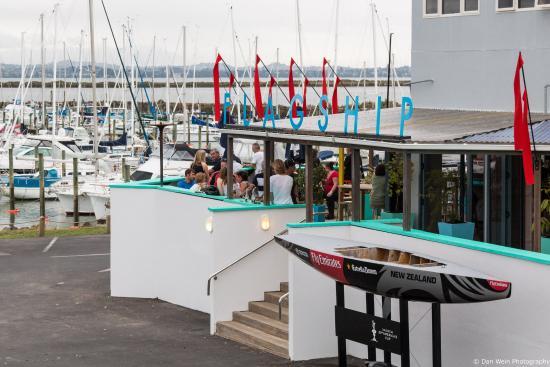 Waitakere City, New Zealand: The Flagship