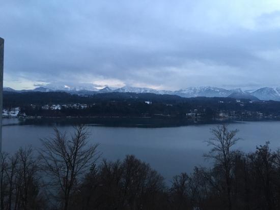Techelsberg, Austria: Vista sul lago