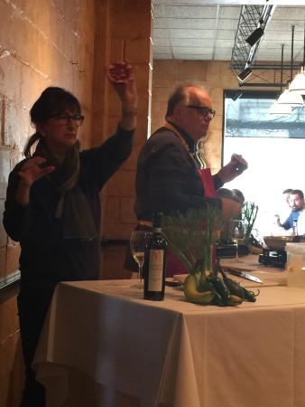 Kenosha, WI: Try a cooking demo, wine class or just stop by for a great Happy Hour!!!