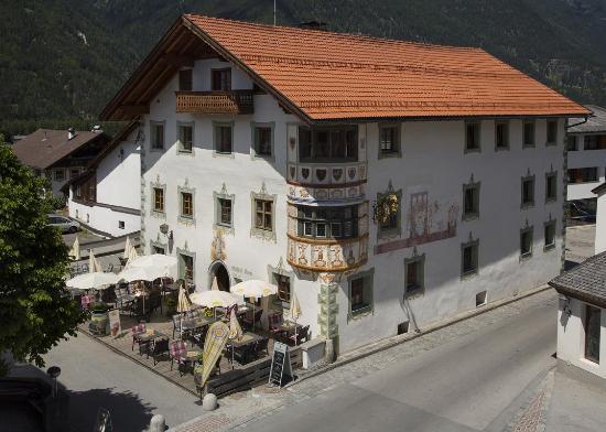 Umhausen, Østrig: Gasthof Krone