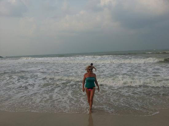 Melati Beach Resort & Spa: plaza