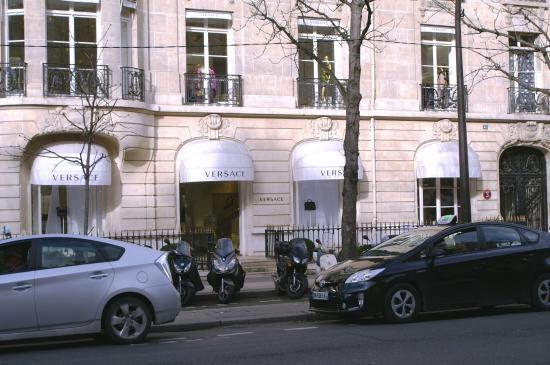 Boutique Chanel Avenue Montaigne Tripadvisor