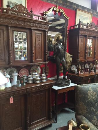 Wytheville, VA: Always stocked with amazing antique furniture
