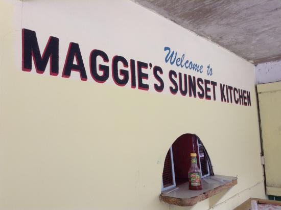 The Kitchen Window Picture Of Maggie S Sunset Kitchen