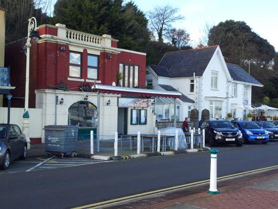 Penarth, UK: Romeo's