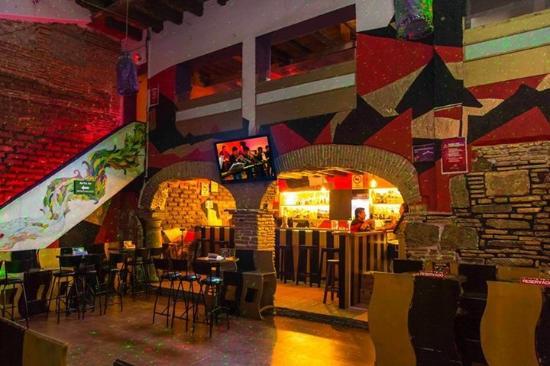 Bar La Tentacion