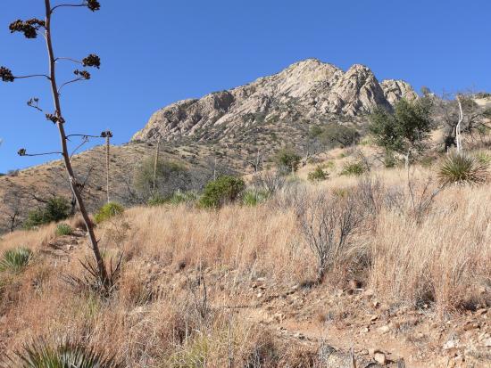 Hereford, AZ: Cave Trail at Coronado National Memorial