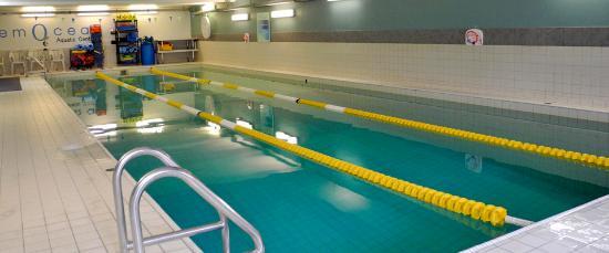Lunenburg, Kanada: The South Shore's only salt water lap pool.