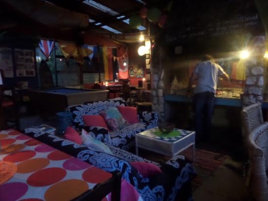 Struisbaai, جنوب أفريقيا: restaurant
