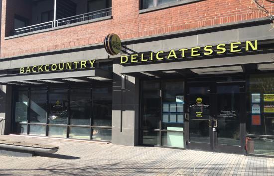 Backcountry Delicatessen
