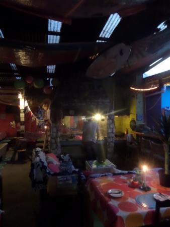 Struisbaai, Sudáfrica: restaurant