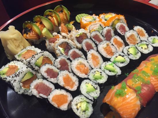 running sushi frederikssund
