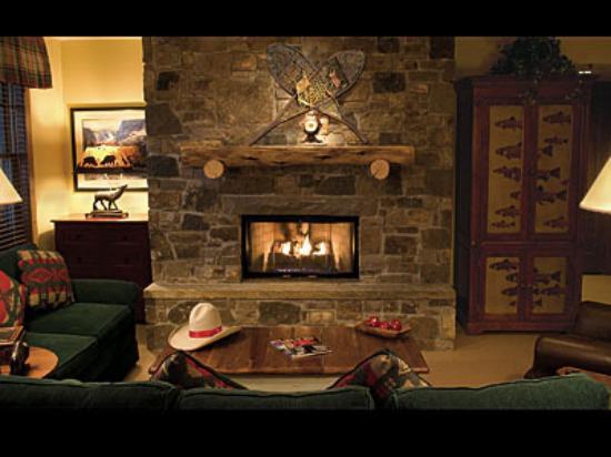 Teton Club: Family Living Room
