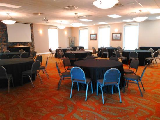 Best Western Franklin Inn: Meeting Room