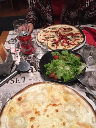 Prades, Γαλλία: Hemos comido genial en este sitio!