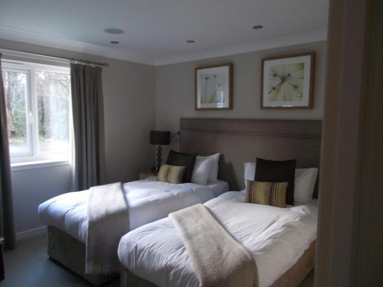 twin room picture of auchrannie resort brodick tripadvisor rh tripadvisor co uk