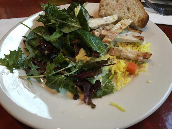Cafe deStijl: Wir sind dem Tipp gefolgt und waren begeistert, freundliches Personal , sehr gute Küche, auch un
