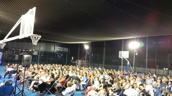 Mollet del Valles, Spagna: Macro monologo