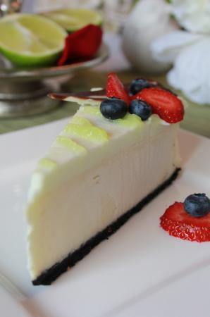 Sherwood Park, Canadá: Key Lime Cheesecake