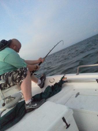 Placida, FL: That was a big fish!