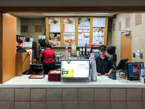 Fremont, OH: Efficient Order Counter
