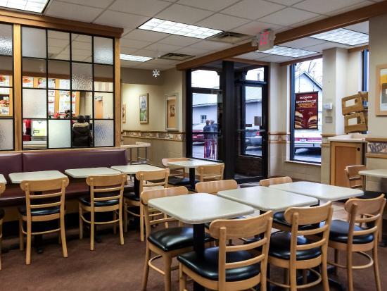 Φρίμοντ, Οχάιο: Clean Dining Room