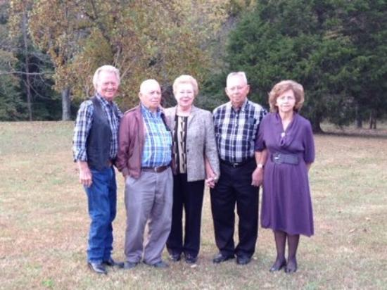 Tompkinsville, KY: Cain Family