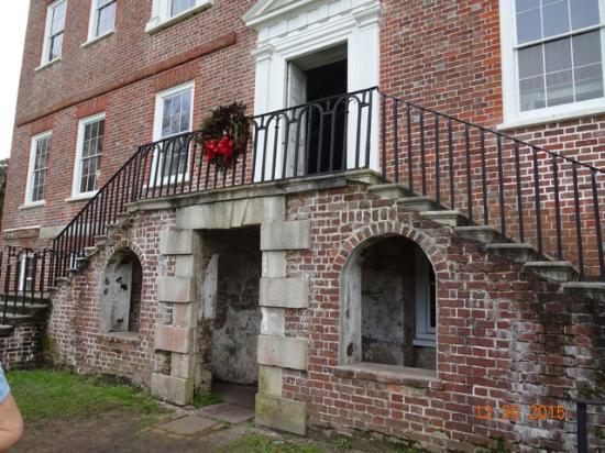 Drayton Hall: 2 entries